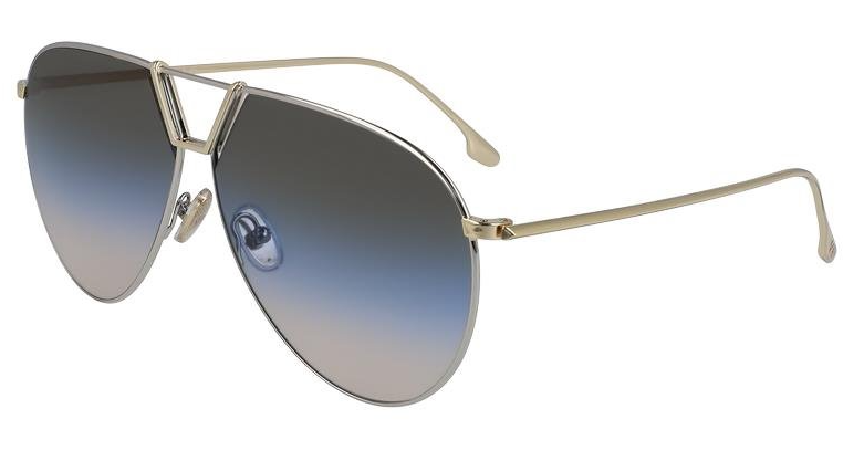 Blue Gold Sunglasses