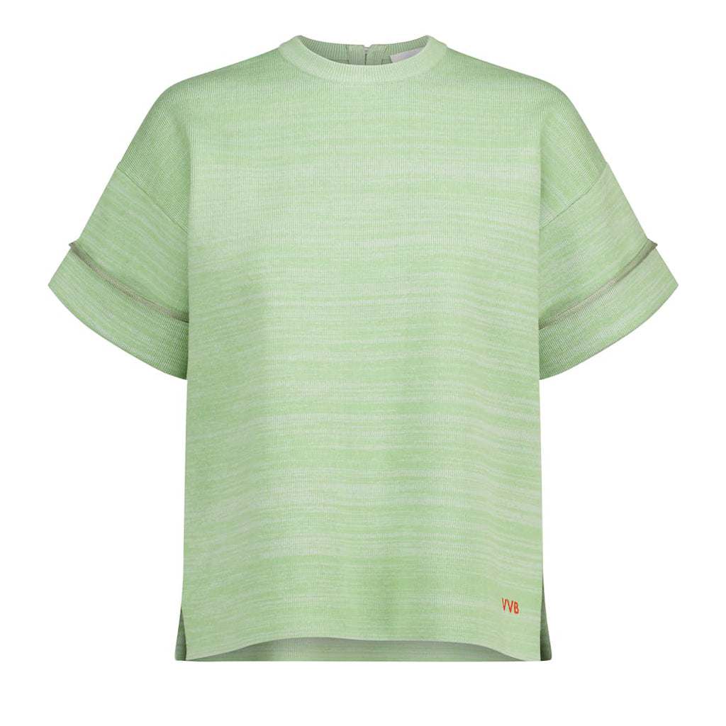 Peppermint Green Boxy T-Shirt
