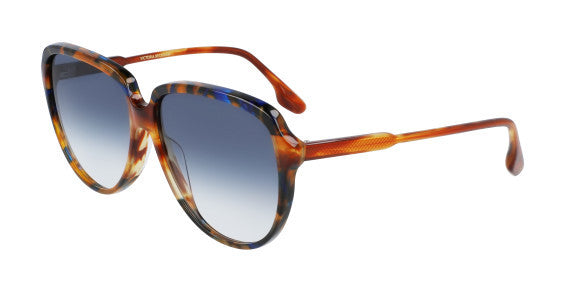 Blue Havana Turtle Sunglasses