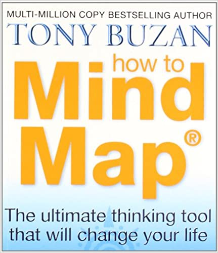 How to Mind Map [Paperback] Buzan, Tony by Buzan, Tony, 2008