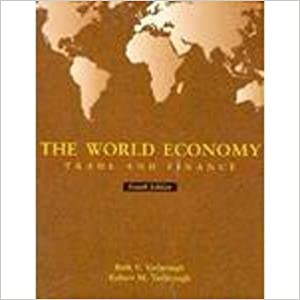 The World Economy: Trade and Finance [Hardcover] Yarborough, Beth V. and Yarborough, Robert by Richard, Yates, 1997
