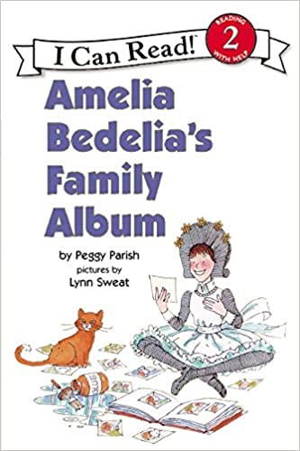 Amelia Bedelia Family Album (I Can Read Level 2) [Paperback] Parish, Peggy and Sweat, Lynn by Barbara Siebel, Parish, Peggy ,  Thomas, 2003