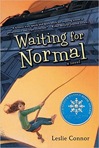 Waiting for Normal [Paperback] Connor, Leslie by Conroy, Frank, 2010