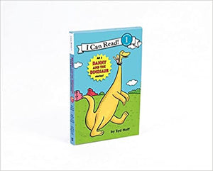 Danny and the Dinosaur 50th Anniversary Box Set (I Can Read Level 1) [Paperback] Hoff, Syd by Howard, Jacobson, 2008