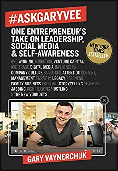 #AskGaryVee: One Entrepreneur's Take on Leadership, Social Media and Self Awareness [Hardcover] Gary Vaynerchuk by Bruce ,  Francis, Guy, Hale, 2016