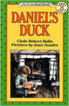 Daniel's Duck (I Can Read Level 3) [Hardcover] Bulla, Clyde Robert by Bullock III, Charles S.; MacManus, Jeremy D. ,  Rozell, Mark J., Susan A.; Mayer, 1982