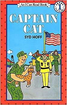 Captain Cat (I Can Read Level 1) [Paperback] Hoff, Syd by Jane O'Connor ,  Robin Preiss Glasser, 1994