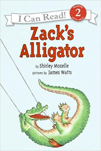 Zack's Alligator (I Can Read Level 2) [Paperback] Mozelle, Shirley and Watts, James by Jane ,  Glasser, O'Connor, Robin Preiss, 1995