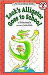 Zack's Alligator Goes to School (I Can Read Level 2) [Paperback] Mozelle, Shirley and Watts, James by M.R. James, 1998