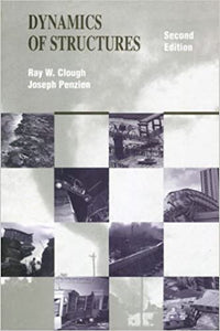 Dynamics of Structures [Hardcover] Clough, Ray and Penzien, Joseph by , rew ,  Lazar, Clover, Ralph, 1993
