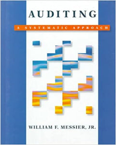 Auditing: A Systematic Approach [Hardcover] Messier, William by R. Clyde Metz, 1996