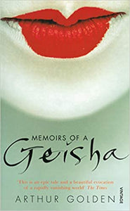 Memoirs of a Geisha [Paperback] Golden, Arthur by Goldie, Luan, 2000