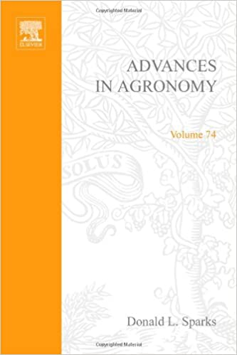 Advances in Agronomy: 74 [Hardcover] Sparks Professor, Donald L. by Cadenas, Enrique ,  Packer Dr., Lester, 2001