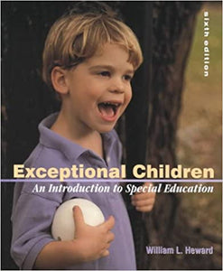 Exceptional Children: An Introduction to Special Education [Hardcover] Heward, William L. by Heywood, 1999