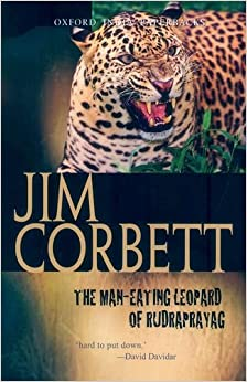 The Man-Eating Leopard of Rudraprayag [Paperback] Corbett by DALE CARNEGIE, 1997