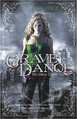 Grave Dance by Kalayna Price