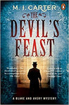 The Devil'S Feast by Carter, M. J.
