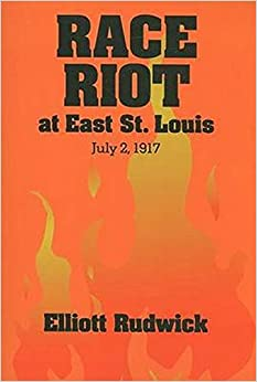 Race Riot At East St. Louis, July 2, 1917. by Misc