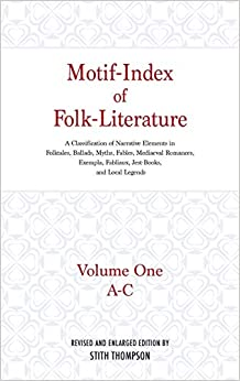 Motif-Index Of Folk-Literature, Vol. 1. by Misc