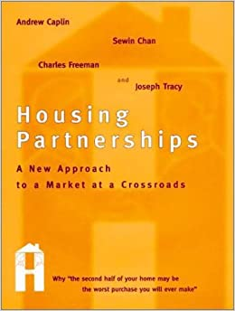 Housing Partnerships: A New Approach To A Market At A Crossroads by 39 Plt
