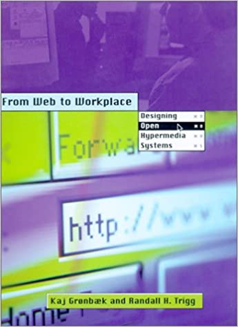 From Web To Workplace: Designing Open Hypermedia Systems (Digital Communication) by 39 Plt