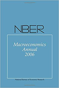 Nber Macroeconomics Annual 2006 (Pb 2007) by Acemoglu D, 2007