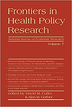 Frontiers In Health Policy Research, Vol. 7. by Misc