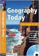 Geography Today 9-10 (Book & Cd Rom) by Brodie Andrew