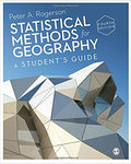 Statistical Methods For Geography by Peter A Rogerson, 2014