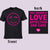 "The HIRS Collective ""You Deserve Love"" Black Shirt"