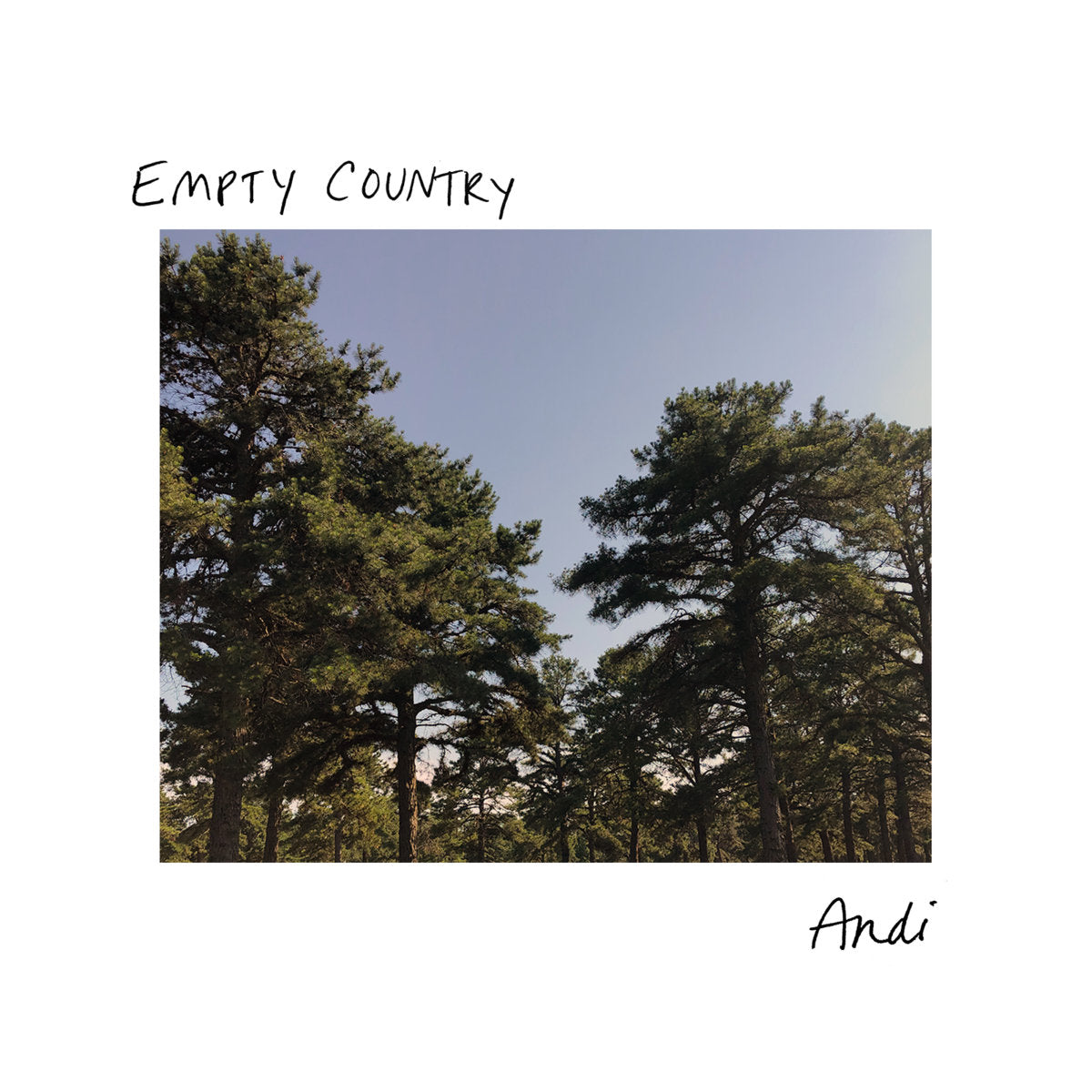 "Empty Country ""Andi"""