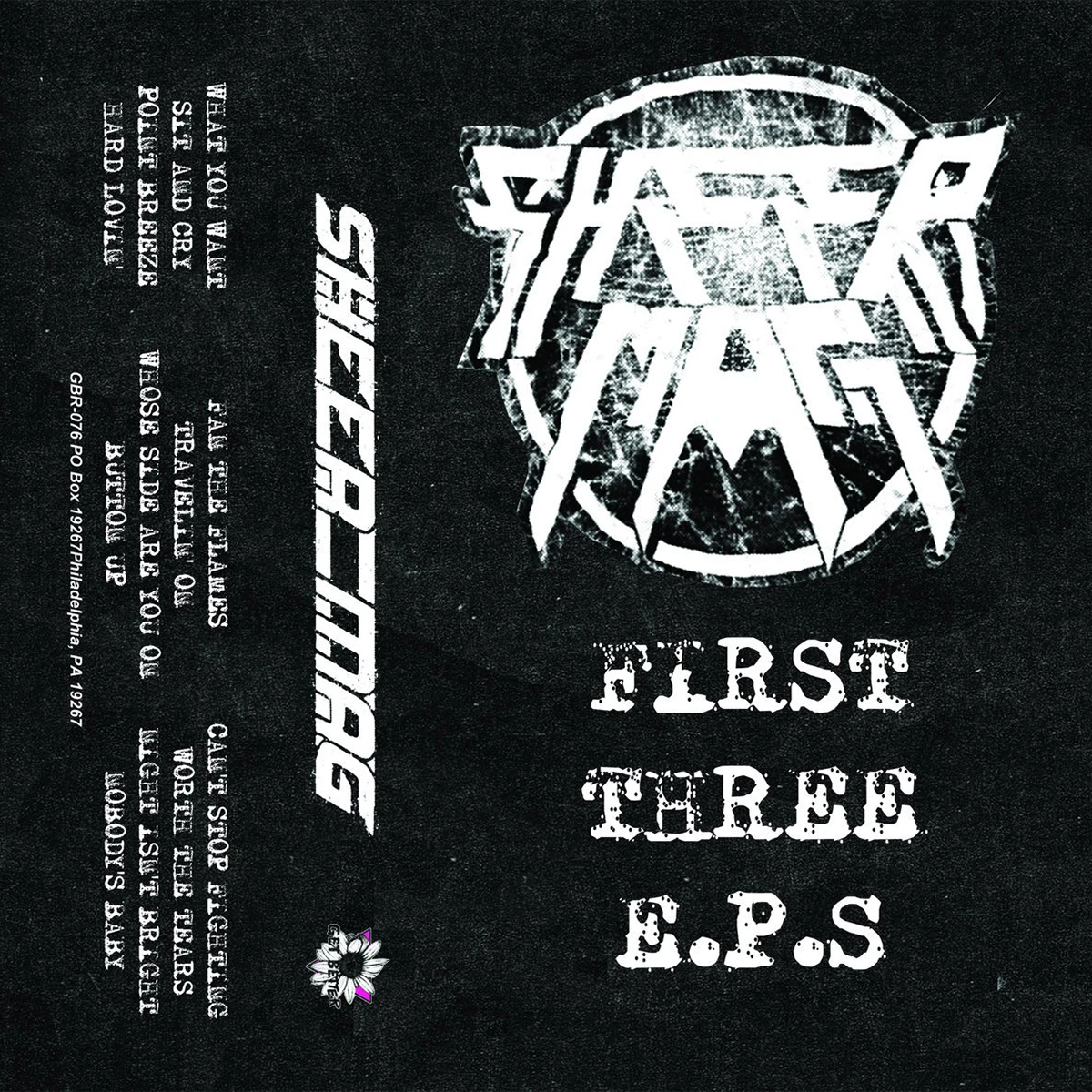 "SHEER MAG ""First 3 EPs"""