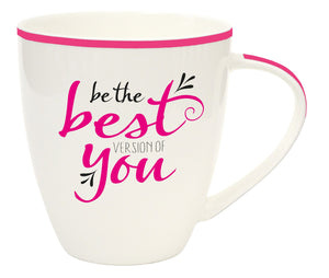 Oak Patch Gifts Conversation Mugs - Best You