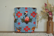 Load image into Gallery viewer, Christmas Forest Drawstring Bag