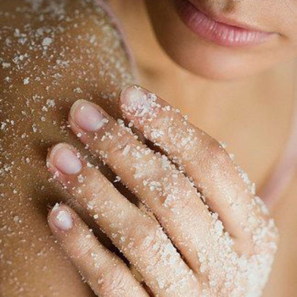 Deep Cleansing Salt Scrub