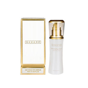24K GOLD EYE SERUM - SAKARÉ