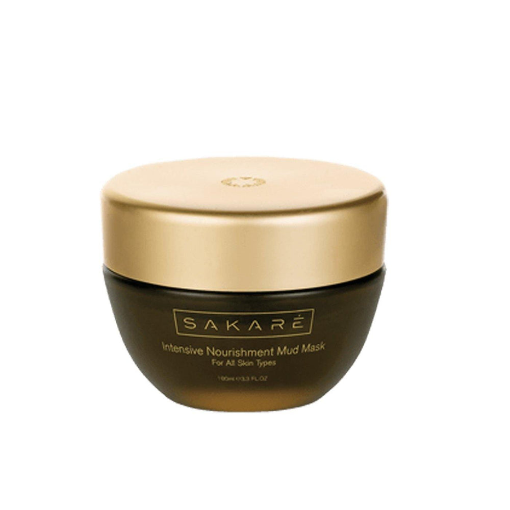 NOURISHMENT MUD MASK - SAKARÉ