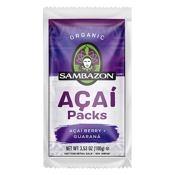 Original Blend Frozen Açaí Packets