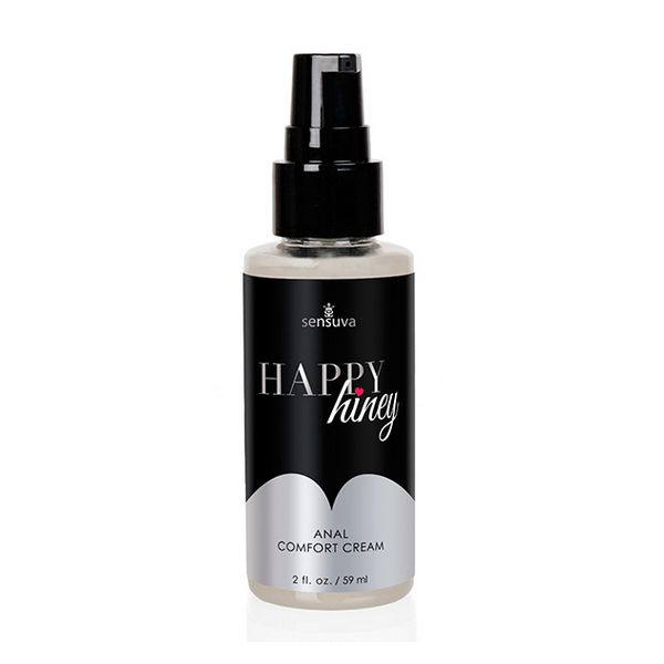 Crème de confort anal Happy Hiney 59 ml Sensuva VL554