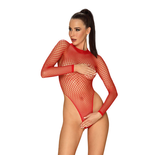Body Obsessive B126 Teddy Rouge