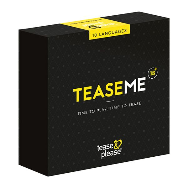 Jeu Érotique Teaseme Tease & Please 22266