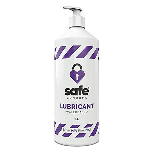Lubrifiant à base d'eau Safe (1000 ml)