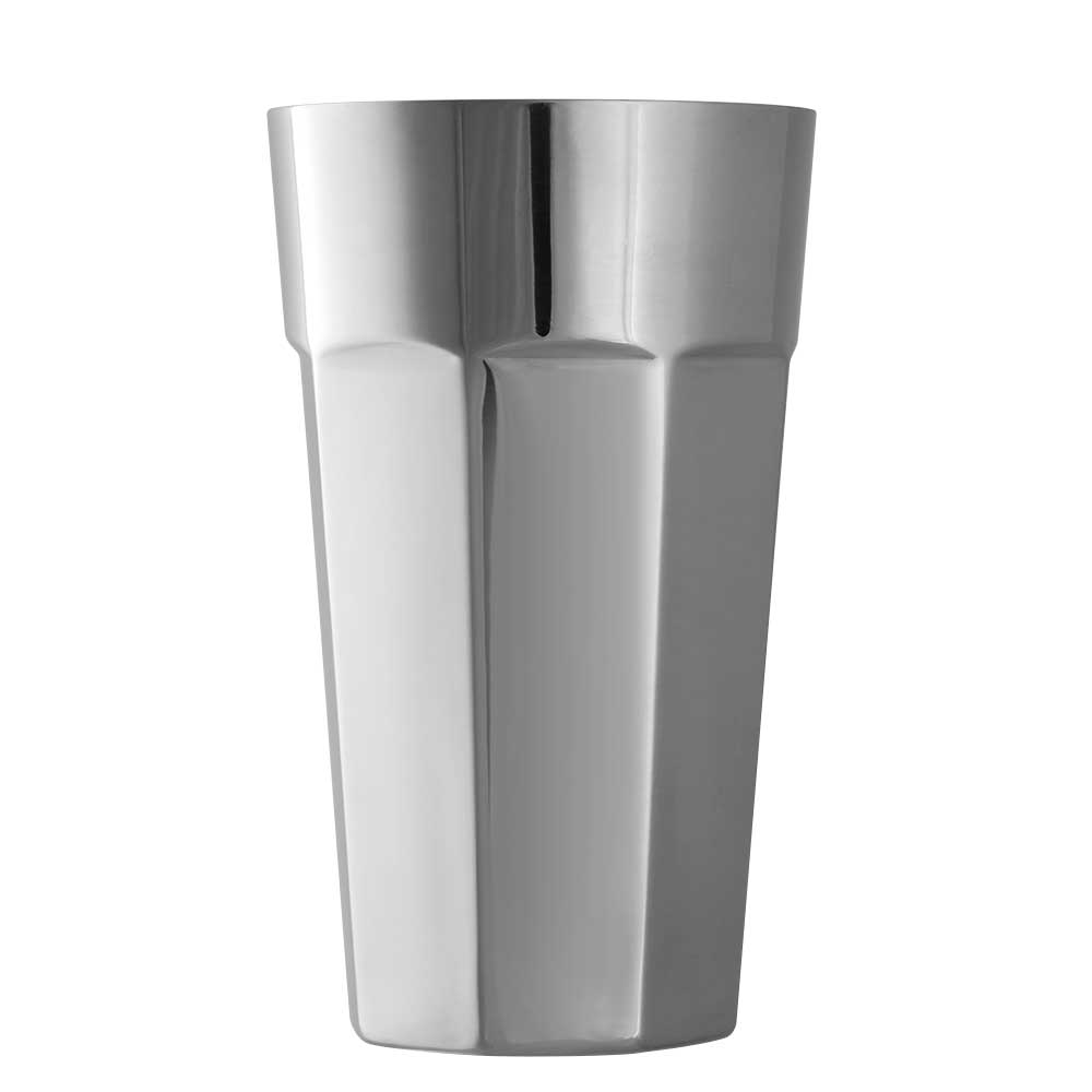 Octagonal Boston Shaker Cup 50cl