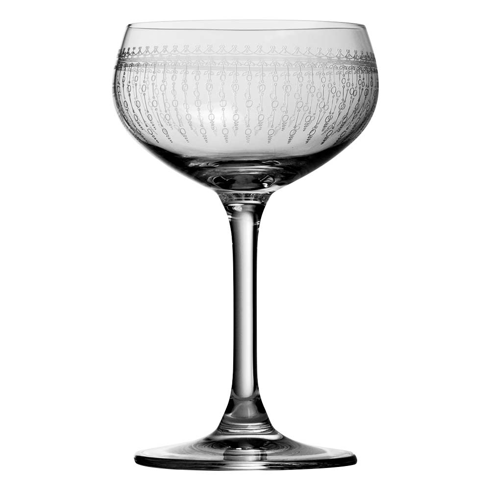 Retro Coupe Glass 1920 7 fl oz
