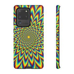 psychedelic smartphone case