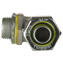 Load image into Gallery viewer, 1/2 In. 90 Noninsulated Liquidtight Connector