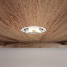 Load image into Gallery viewer, 426 Series 6 In. White Recessed Ceiling Light With Specular Reflector Cone Trim