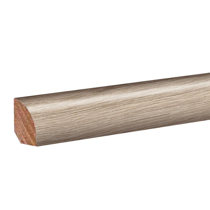 Beacon Oak Light 0.62 In. Thick X 0.79 In. Wide X 94.5 In. Length Vinyl Quarter Round Molding