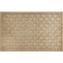 Load image into Gallery viewer, Cordova Camel 23 In X 35 In PET Polyester Doormat