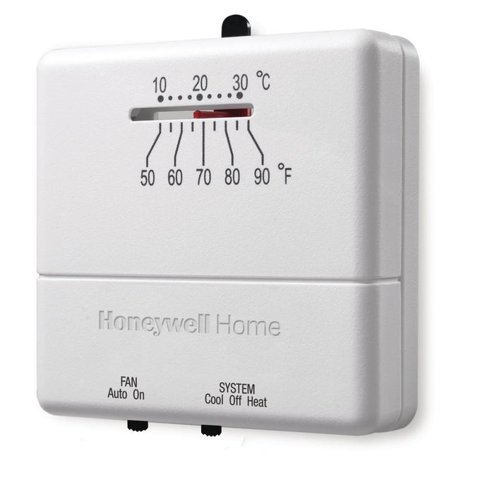 Economy Non-Programmable Thermostat With 1H/1C Single Stage Heating And Cooling